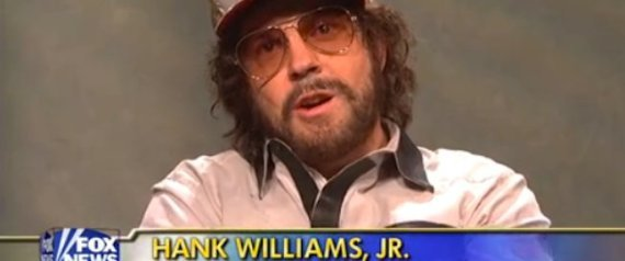 Snl Hank Williams Fox
