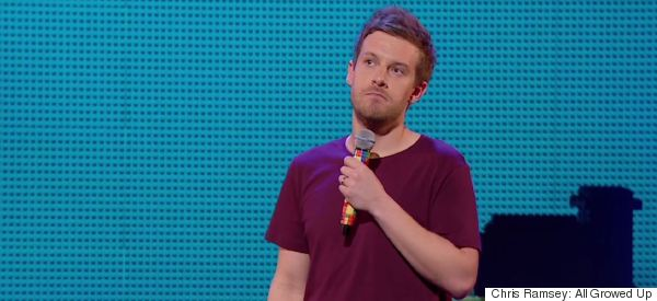 EXCLUSIVE CLIP: Chris Ramsey Was The Victim For The First Time