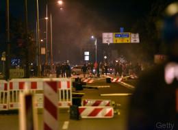 Bei Anschlag auf Flüchtlingsheim: Sachse zündet sich aus Versehen selbst an