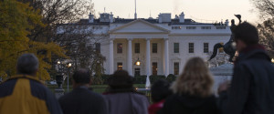 WHITE HOUSE INVASOR ARRESTADO