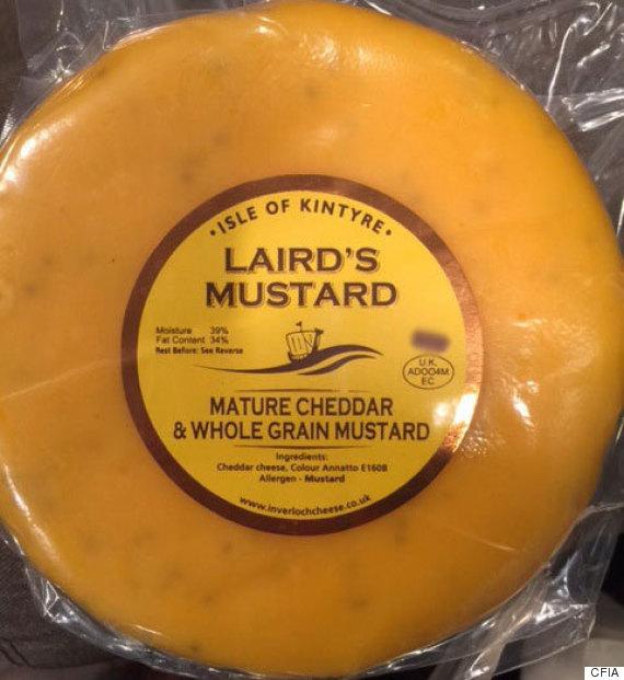 scottish cheese listeria