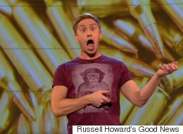 Russell Howard Just Destroyed America's Obsession With Guns