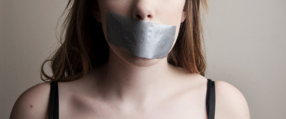 MOUTH TAPED ABUSE