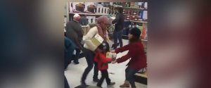 WOMAN STEALS FROM CHILD
