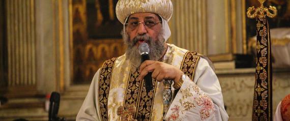POPE POPE TAWADROS II OF ALEXANDRIA