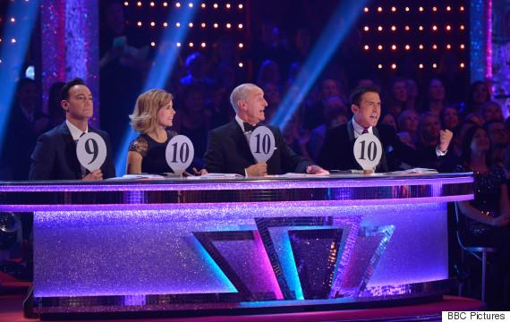 strictly judges