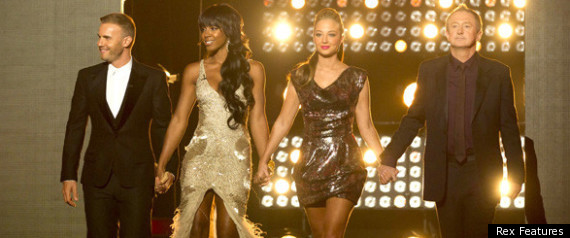 X Factor Live Shows Begin
