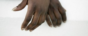 Black Female Hands