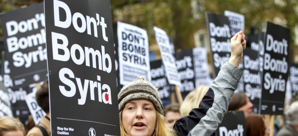 Bombing Syria Is Not the Right Thing for the Country, the Wider Region or for Britain