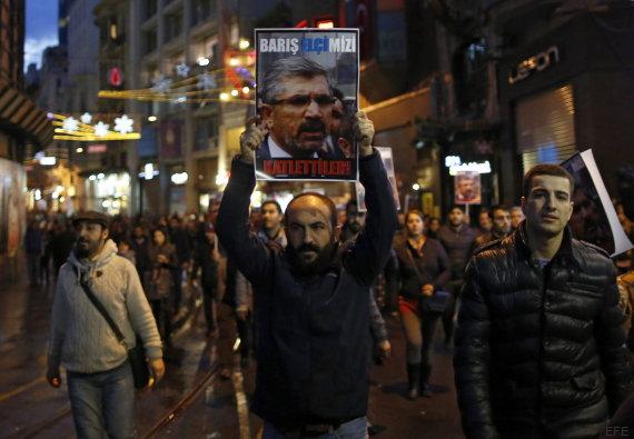 protesta abogado