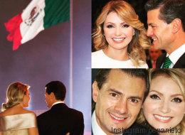 Agradece Peña Nieto a Angélica Rivera por cinco años de matrimonio