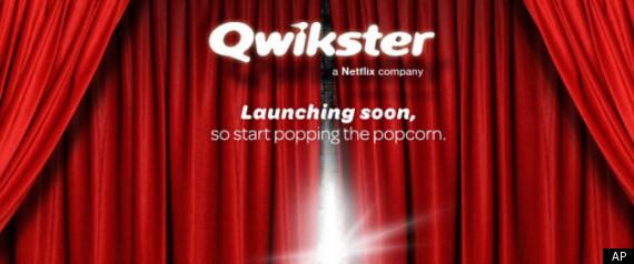 Qwikster Dead Netflix