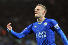 Leicester City's Jamie Vardy | Pic: Getty
