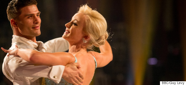 Helen's Stunning Viennese Waltz Earns Near-Perfect 'Strictly' Score