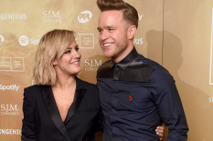 Caroline Flack and Olly Murs | Pic: Getty