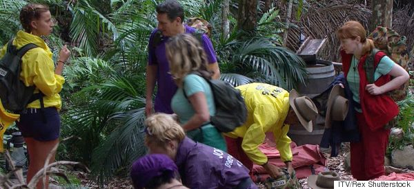 Extreme Weather Prompts 'I'm A Celebrity' Evacuation