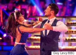 It's The End Of The Road For Another 'Strictly' Couple