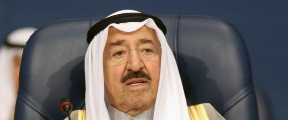 EMIR OF KUWAIT SABAH ALAHMAD ALJABER ALSABAH