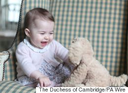 Six-Month-Old Princess Charlotte Looks As Adorable As You'd Have Imagined