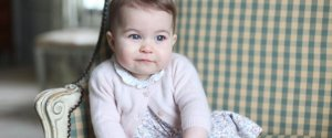 PRINCESS CHARLOTTE PHOTOS