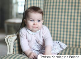 Princess Charlotte Now Has A Lipstick Named After Her