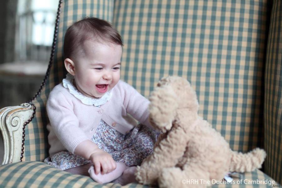 charlotte 6 mesi