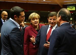 Tsipras Davutoglu