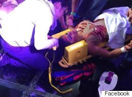 El terrible accidente que puso en peligro la vida de Maripily