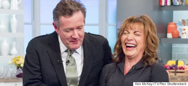 Oh Dear! Lorraine Has Us All Blushing With Hilarious Innuendo