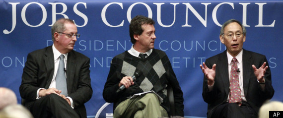 Obama Jobs Council Ceos Layoffs