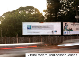 Brazil Is Trolling Racist Trolls With An Amazing Public Billboard Campaign