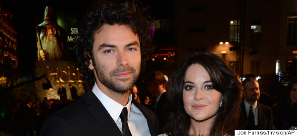 'Poldark' Star Aidan Confirms Love Split
