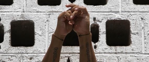 EL SALVADOR PRISON