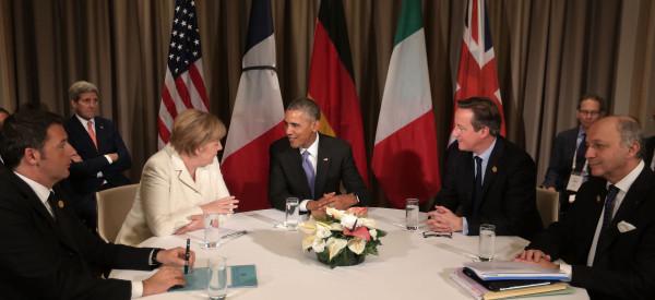 paris climate talks obama