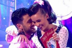 Georgia May Foote and her dance partner Giovanni Pernice | Pic: BBC