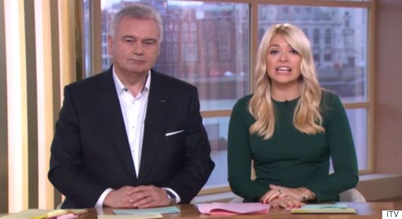eamonn holmes holly willoughby