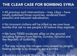The Case For Bombing Isis: Explained