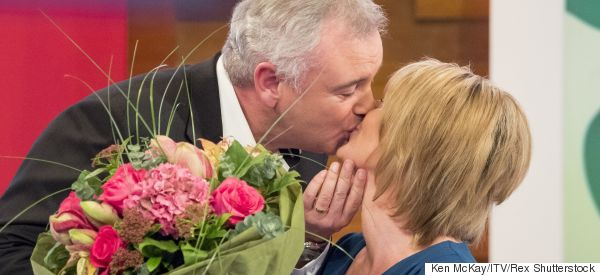 Ruth Langsford Gets A Romantic Surprise On 'Loose Women'