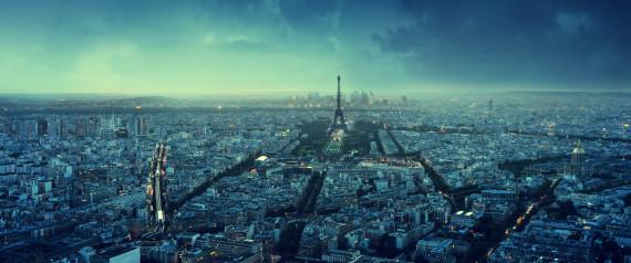 PARIS FAHRRAD