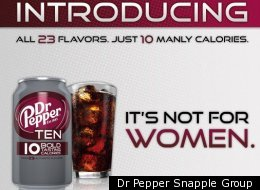 Diet Dr Pepper For Men