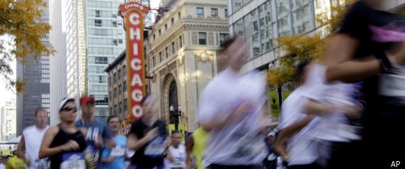 Pregnant Marathon Runner