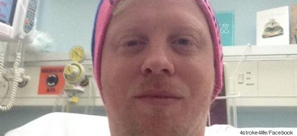 Man Has Stroke Aged 35, Internet Rallies Round To Support Him