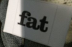Fat shaming card | Pic: Twitter