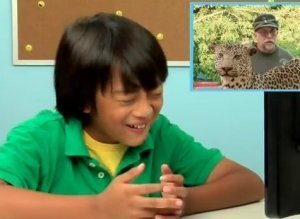 Kids React To Chuck Testa