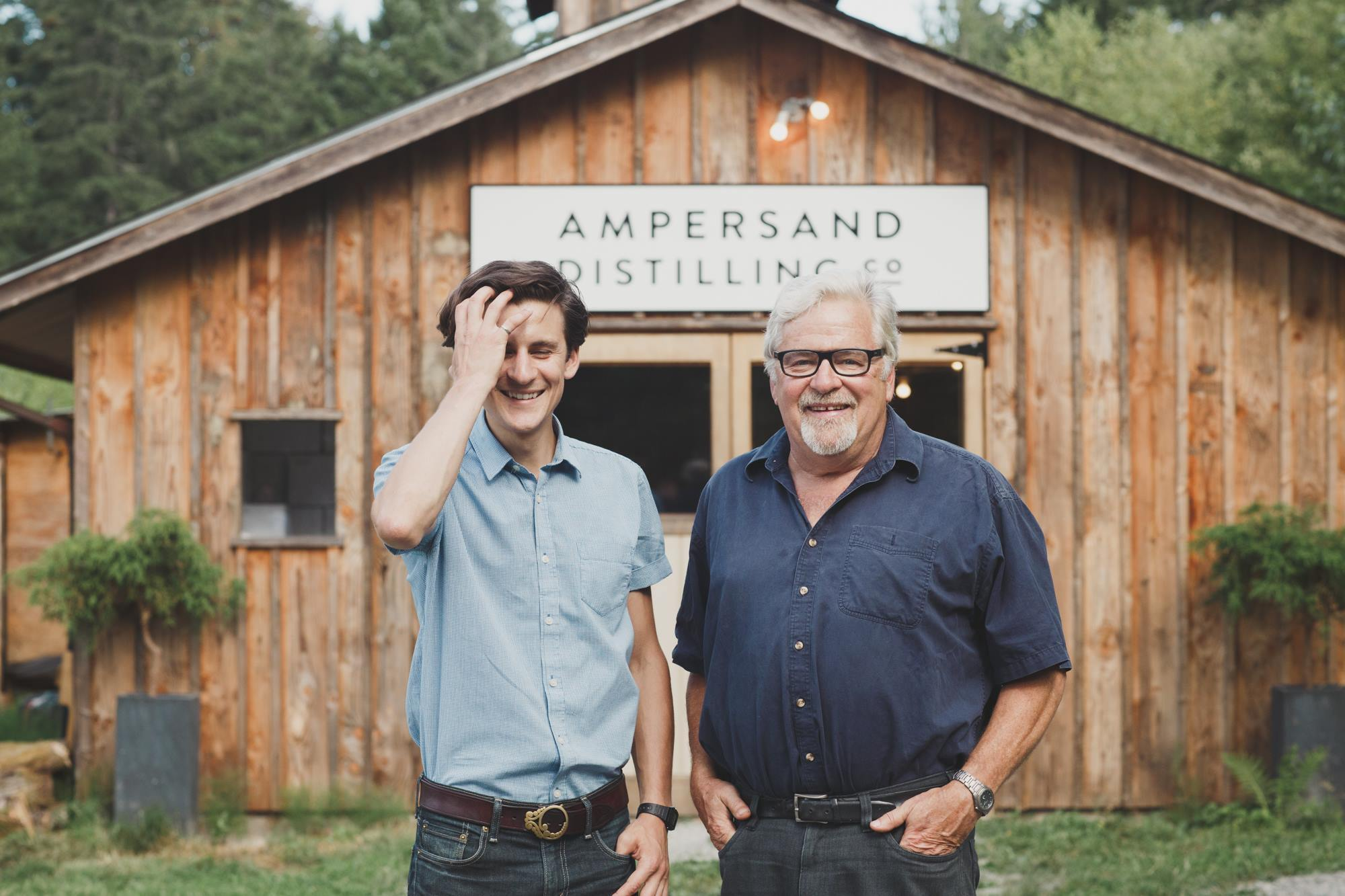 ampersand distilling company