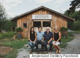 B.C. Family Draws Distillery Ingredients From Their Backyard