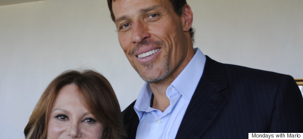 The Best of Tony Robbins on Mondays with Marlo