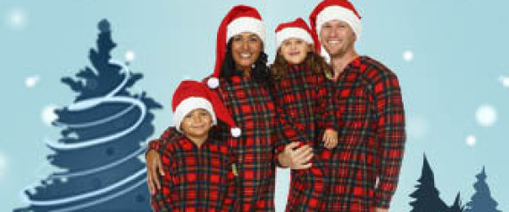 Family Christmas Pajamas: Every Family Needs A Set