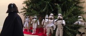 STORMTROOPERS CHRISTMAS TREE