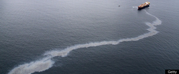 NEW ZEALAND OIL SPILL TAURANGA BEACH RENA REEF